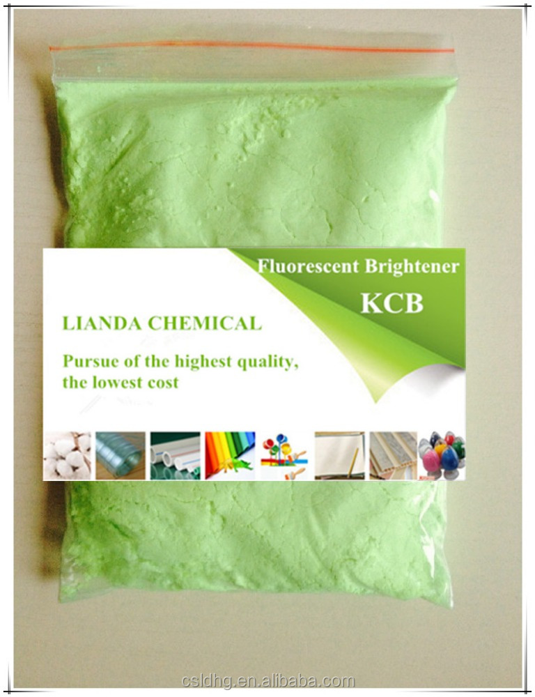 Fluorescent Brighteners KCB for Plastic Resin rubber