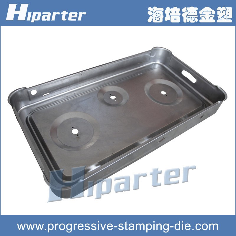 Stamping parts made for gas stove , gas oven metal punching die mould