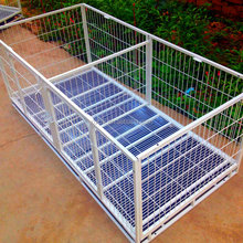 china supply luxury cat breeding cages