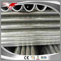 hot dipped galvanized steel pipe /tube manufacturer in Tianjin ! Tianjin YOUFA steel tube manufacturer