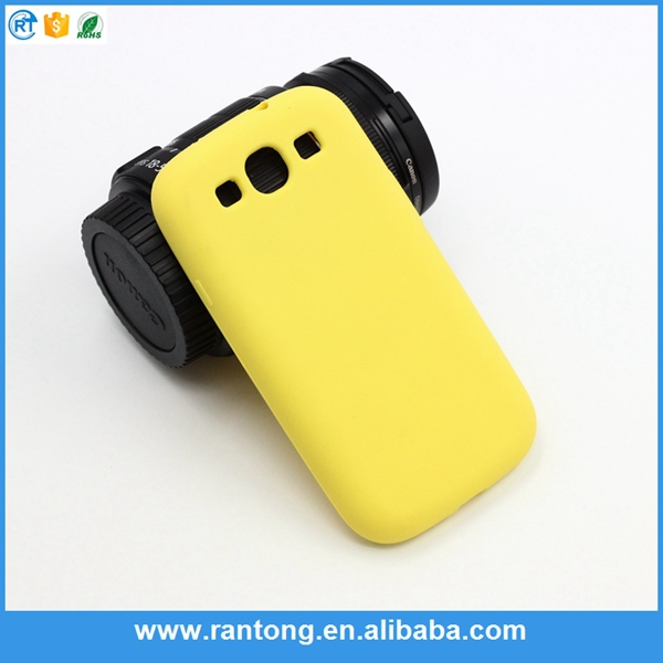 phone cases wholesale silicone case for samsung galaxy s3 mini