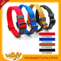Hot selling pet dog products high quality polypropylene dog collar