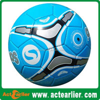 customized machine stiched footballs soccer balls