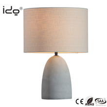 Artificial Table Lights For Room Bedroom Home Decorative Cement Lamp