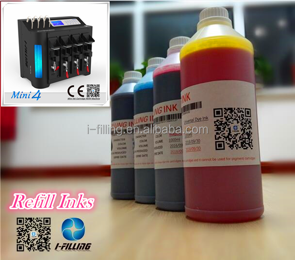 Refilling Ink For HP61 Cartridge