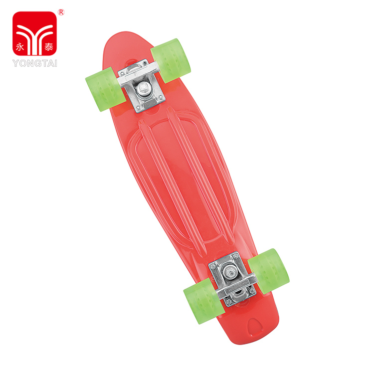 New Style Professional Speed Complete Long Skateboard With PP Deck