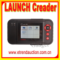 2016 New Released Original Auto Code Reader Launch X431 Creader VIII Equal To CRP129 Creader8 Update Via Offical Website