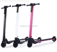 ce certificate cheap new foldable scooter electric
