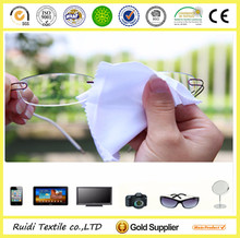 cheap multi purpose microfiber screen cleaning cloth for PC/ glasses /sunglasses /mobile phone/ TV