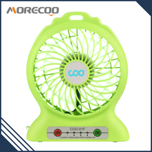 Promotional gift Portable Usha Rechargeable mini USB Fan