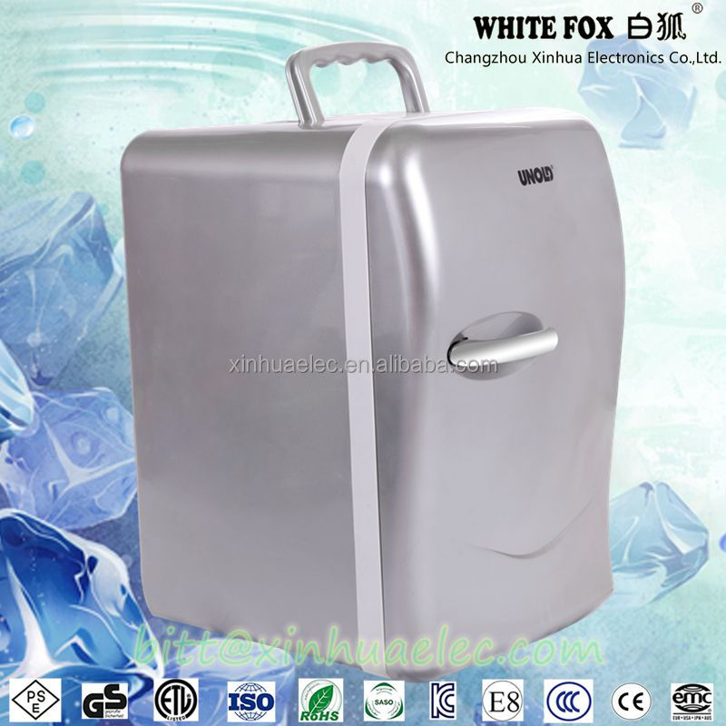 China manufacturer auto supplies car refrigerator 7.5l portable cooler box wholesale