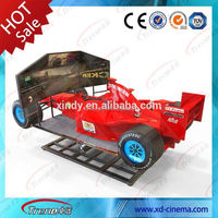 Real Feelings Electric System 3d driving simulator F1 car simulator