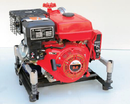 Fire fighting pump gasoline engine driven fire pump BJ-7G ul listed fire pump
