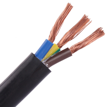 Heatproof silicone wire 3 core 1.5mm2 flexible cable