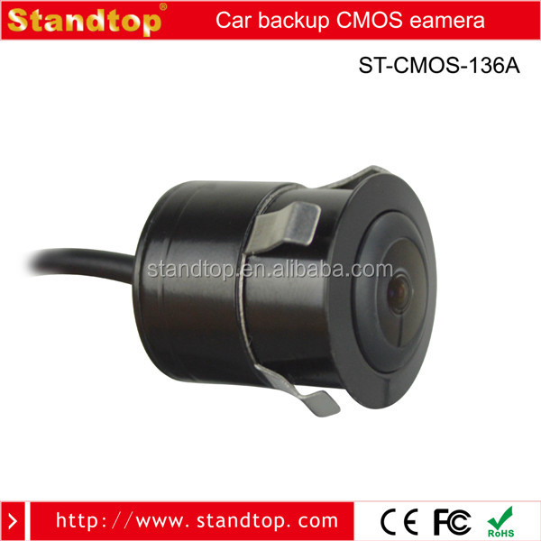 18.5MM Reverse Backup Camera with Parking line and mirror on/off line