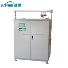 LUSHUN Brand Automatic Stainless Steel/Pneumatic/Lubrication Oil Filling Machine in China