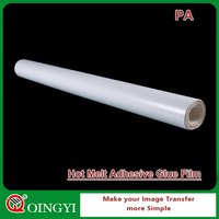 Qingyi Famous high quality PA hot- melt adhesive films for suit