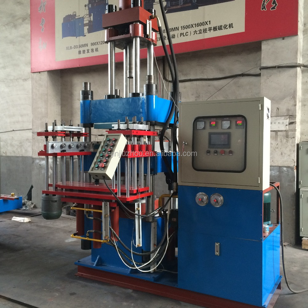 Rubber Silicone Rollers Injection Molding Machine / Silicone Bracelet Making Machine - Buy ...