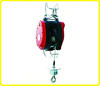 AC 110v household cable hoist , portable wire rope hoists , 240v electric winch hoist