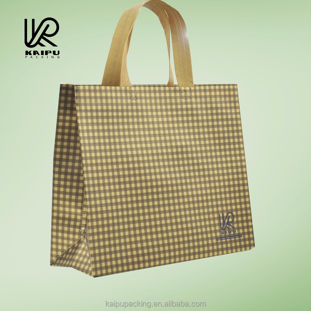 Personalised eco non woven shopping bags