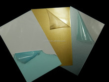 Blank sublimation Aluminum sheet, heat transfer metal plate