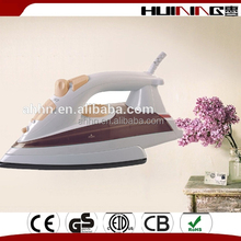 2015 hottest 220v CE CB vertical steam iron with hanging clothes