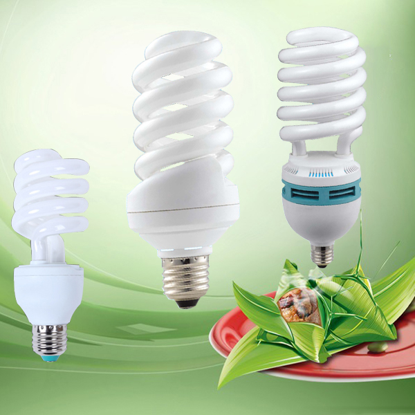 High quality energy saver light bulb/220v E27 Energy Saving Bulb Spiral fluorescent lamp made in china