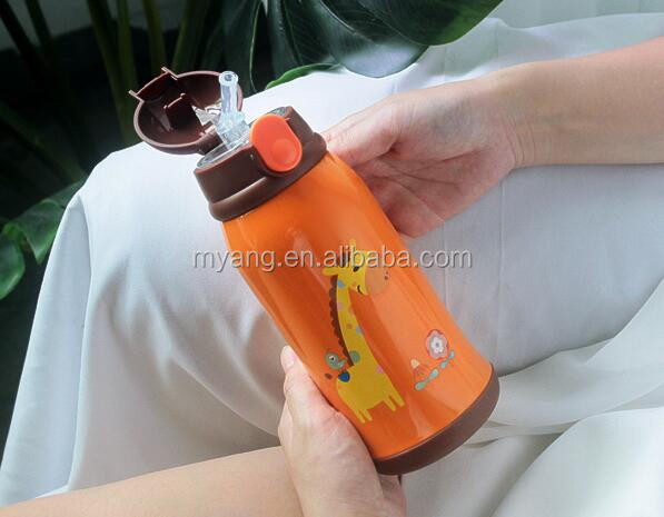 Best selling  stainless steel insulated vacuum children kids water bottle