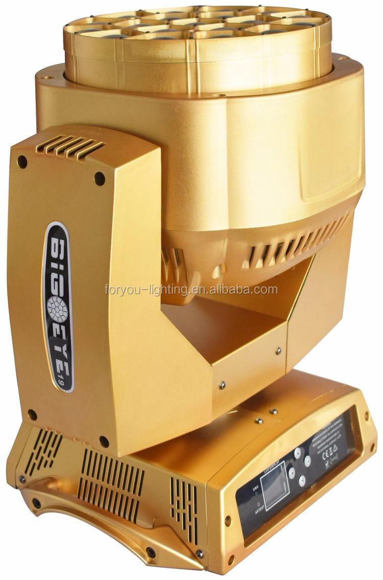 Beam Wash Zoom 3in1 19x15Watt 4-IN-1 Bee Hives LED Moving Head Light ( Golden )-6.jpg