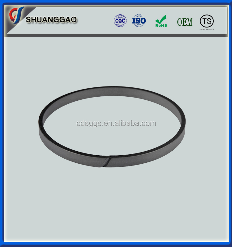 teflon PTFE piston ring 76mm