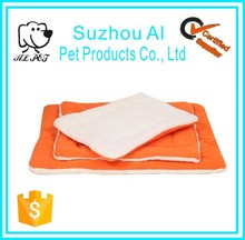 Soft Warm Pet Blanket Bed Crate Mat Double Layer Thickening Dog Cushion