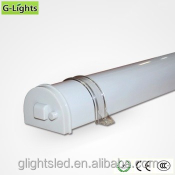 LED dmx rgb led tube for building facade lighting