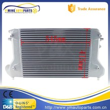 for Ad Seat Skoda VW 2.0T FSI Upgrade Aluminum Intercooler Turbo Charger Water To Air Intercooler