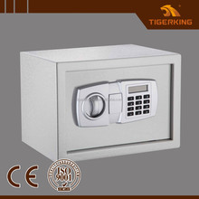 burglary resistant safe with electronic lock