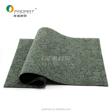 Low price eco-friendly natural rubber materials floor mat/professional OEM manufacturer from Dongguan