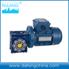 NMRV series low speed high torque ac gearbox gear motor