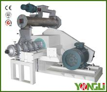 high working efficiency raw material extruder made in changzhou China