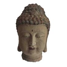 antique wooden carved buddha statues for sale
