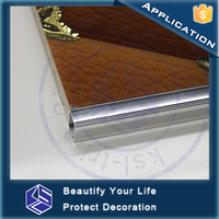 Special design solar panel tile trim for marble edge