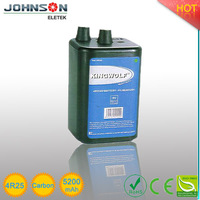 super 1.5v high quality heavy duty battery
