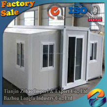 underground container houses/expandable container housefolding container