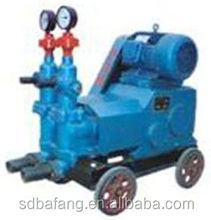 Best quality UB-6 Double fluid piston grouting pump for exporting
