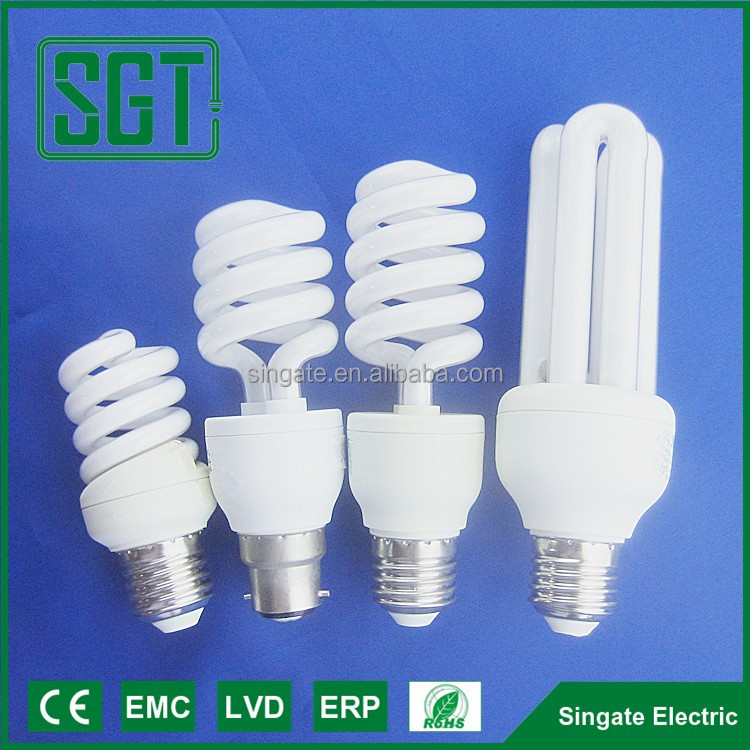 CE IEC cfl bulb HSP FSP 3U 2U saving energy lights light lighting lamps