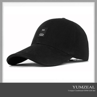 Cotton buckle promotional gifts sports custom baseball cap