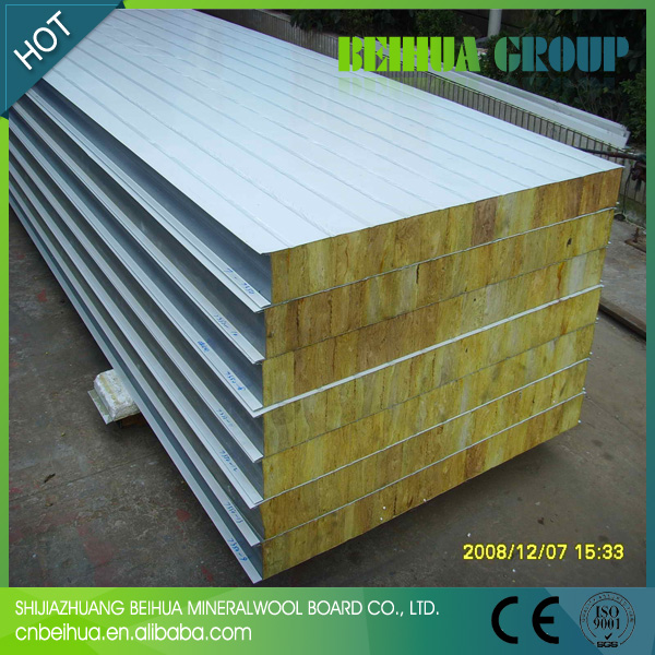 Eps Foam Roof Panels : Eps sandwich panel polystyrene foam board for wall and