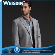 high quality polyester/rayon made to measure suit.