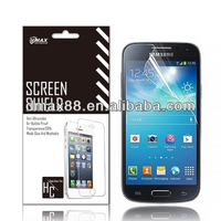 Easy sticker screen protector for Galaxy mega 6.3 oem/odm (Anti-Glare)