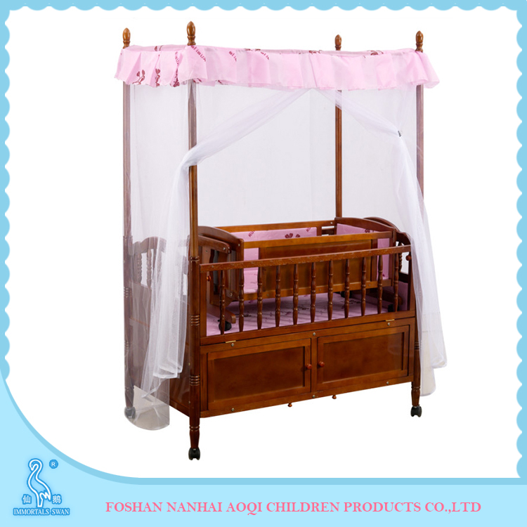 Adjustable Antique Style Adult Kids Bed Baby Furniture On Sale