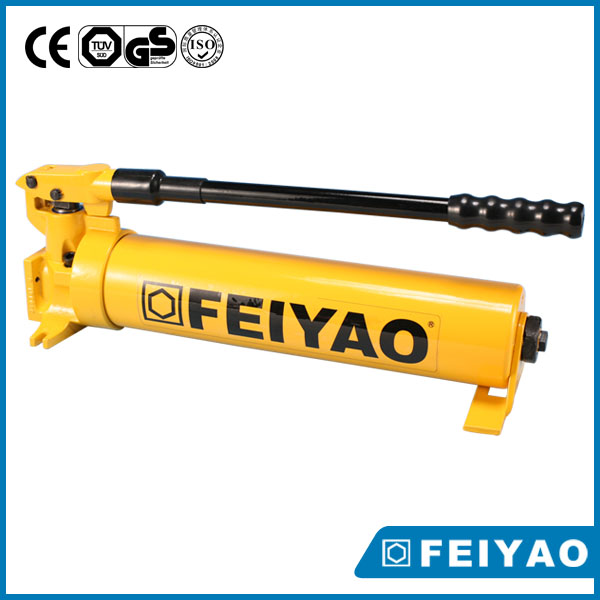 Hand operated steel hydraulic ram pumps for sale,hand pumps