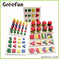 High Quality Montessori Set Educational Toys Kids Wooden Educational Toys